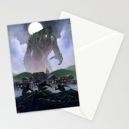 Devil's Reef Stationery Cards