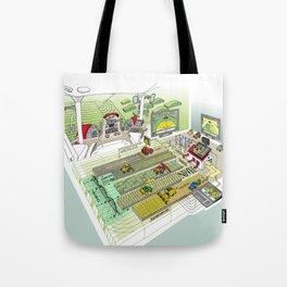 Agrarian Tote Bag