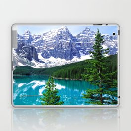 Canadian Wonder: Moraine Lake Laptop & iPad Skin