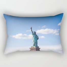 Statue of Liberty Rectangular Pillow