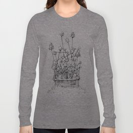 Treehouse Long Sleeve T-shirt