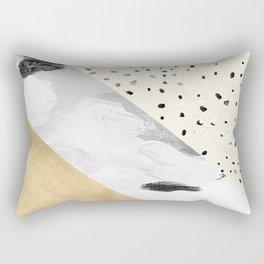 Gilt and Glamour Rectangular Pillow