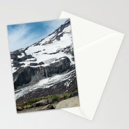 Mt Rainier from Skyline Loop Trail Stationery Cards