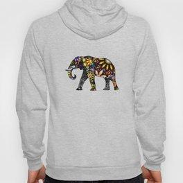 Aztec Elephant Hoody