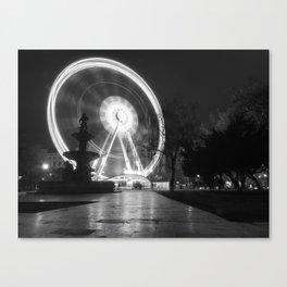 Budapest Eye. Canvas Print