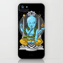 Masonic Shiva iPhone Case