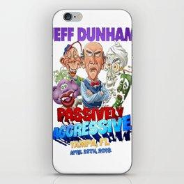 Jeff Dunham Tampa, FL Shirt iPhone Skin