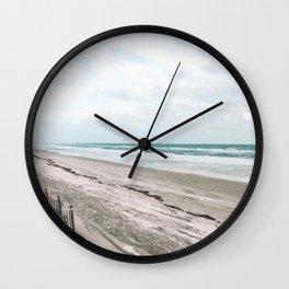 Corolla, NC. 2018 Wall Clock
