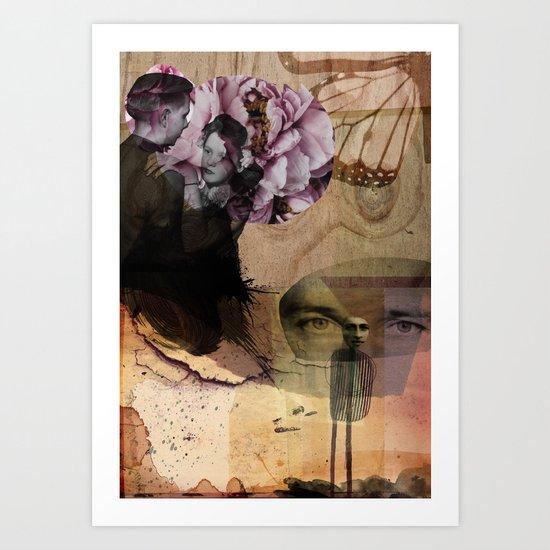 LOLITA : DANCING// Art Print