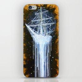 """""""Man-O-War II"""" iPhone Skin"""