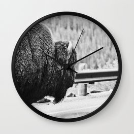 close encounters Wall Clock