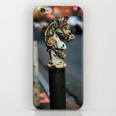 New Orleans Hitching Post #1 iPhone & iPod Skin