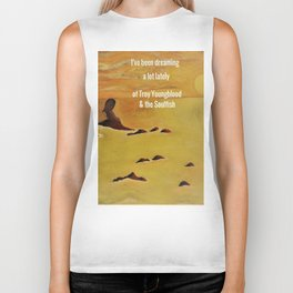 Little Girl by the Sea, I've been dreaming a lot lately of Troy Youngblood & the Soulfish Biker Tank