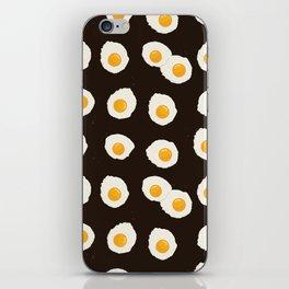Breakfast eggs iPhone Skin