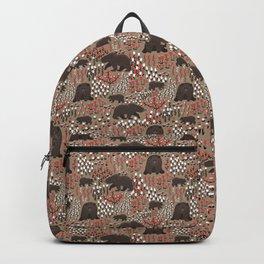 Bears in the Meadow Pattern Backpack