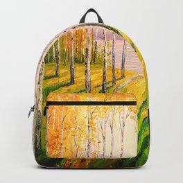 Birch grove Backpack
