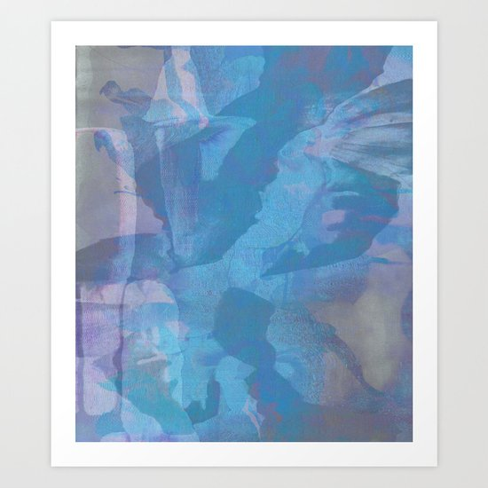 Untitled 20160213j (Arrangement) Art Print