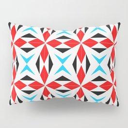 symetric patterns 8 -mandala,geometric,rosace,harmony,star,symmetry Pillow Sham