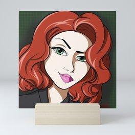 Natasha Mini Art Print