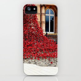 Poppies - City of Culture 2017, Hull iPhone Case