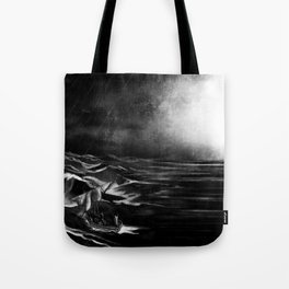 Silencing the Storm Tote Bag