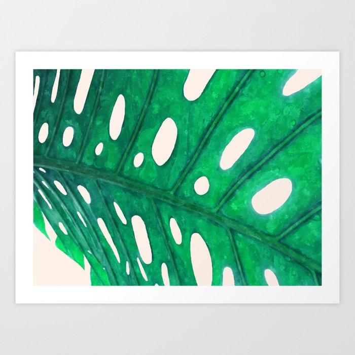 Foliage V2 #society6 #decor #lifestyle Art Print