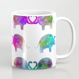 Elephant Soul Mate Coffee Mug