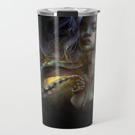 Unfortunate souls - Ursula octopus Travel Mug