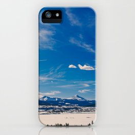 Denver, CO. iPhone Case