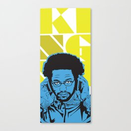 Philly King Canvas Print
