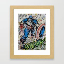 Kirby Framed Art Print