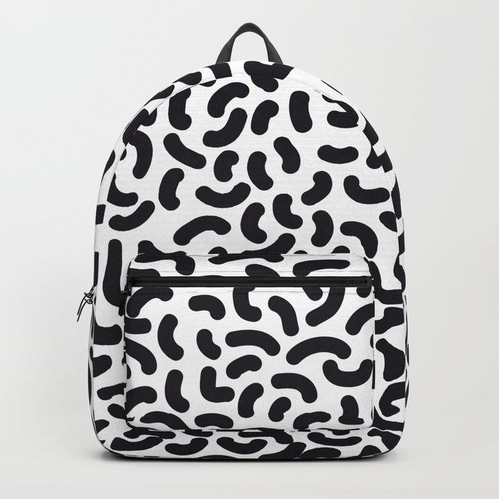black worms Backpack