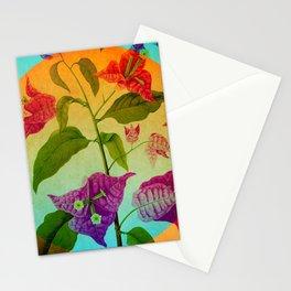Bright Botanical Stationery Cards