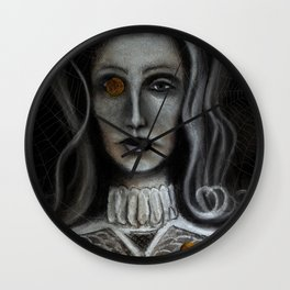 Lenore Nevermore Wall Clock