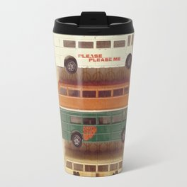 Fab Four Toy Buses Travel Mug