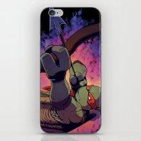 leonardo iPhone & iPod Skins featuring Leonardo by Hitto