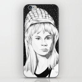 Yeoman Janice Rand iPhone Skin