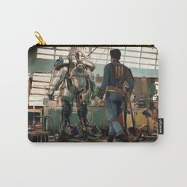 Discover - Fallout 4 Carry-All Pouch