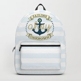 Ahoy! Backpack