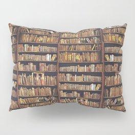 Books, books, books Pillow Sham