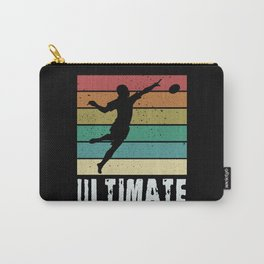 Ultimate Frisbee Player Carry-All Pouch