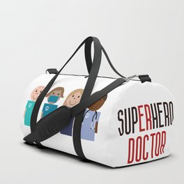 Super Docs Duffle Bag