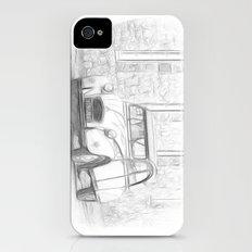 Citroen 2 CV - Deux Chevaux iPhone (4, 4s) Slim Case