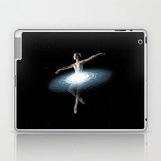 Galactic dancer Laptop & iPad Skin