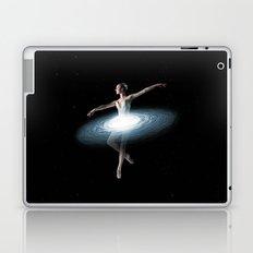 Galactic dancer Laptop & iPad Skin