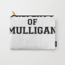 Property of MULLIGAN Carry-All Pouch
