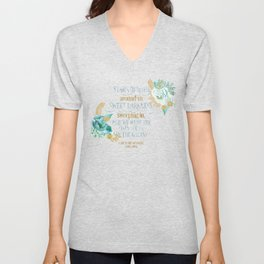 A Court of Frost and Starlight - Sarah J Maas Unisex V-Neck