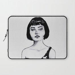 Sassy Girl. Laptop Sleeve