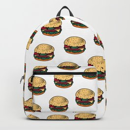 BURGERS Backpack