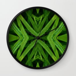 Natural JAWBONE Wall Clock